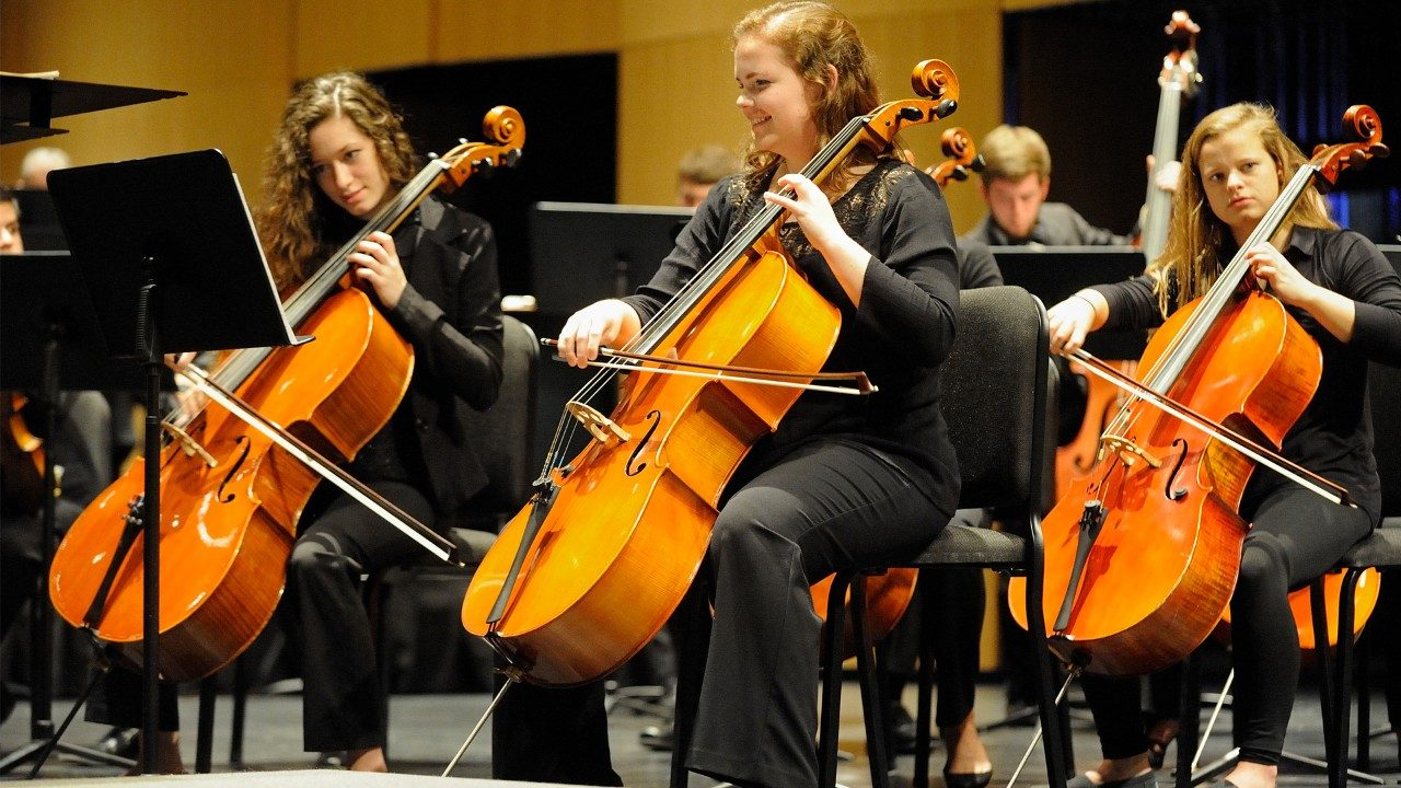 "School of Performing Arts: New River Valley Symphony Orchestra: ""Great Moments from the World of Ballet"""