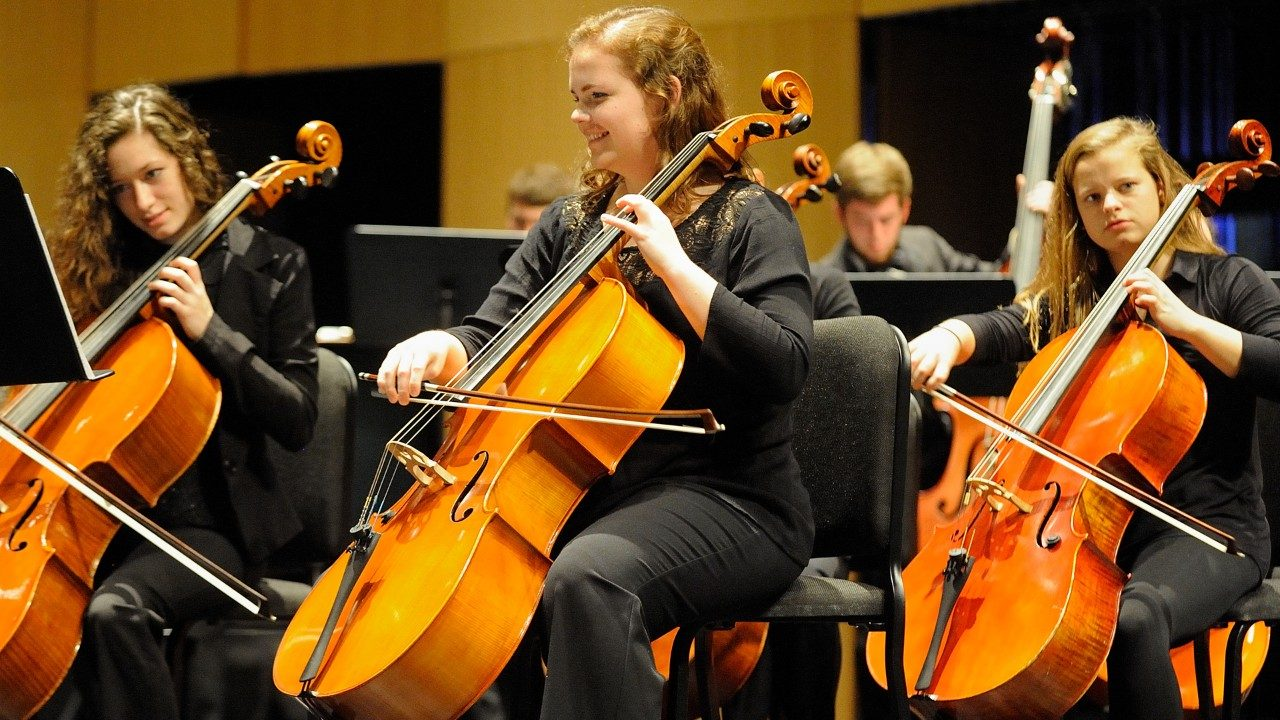 School of Performing Arts: New River Valley Symphony Orchestra