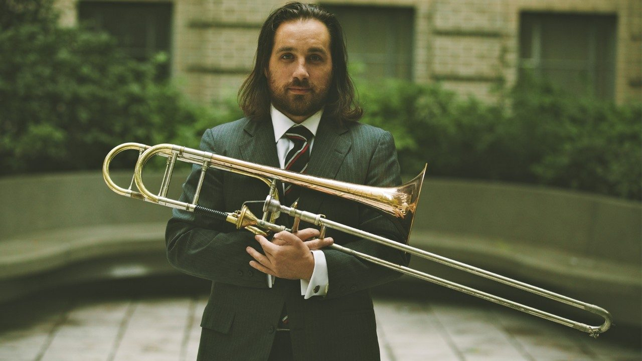 School of Performing Arts: Music on Mondays: William Lang, trombone, composition, and improvisation