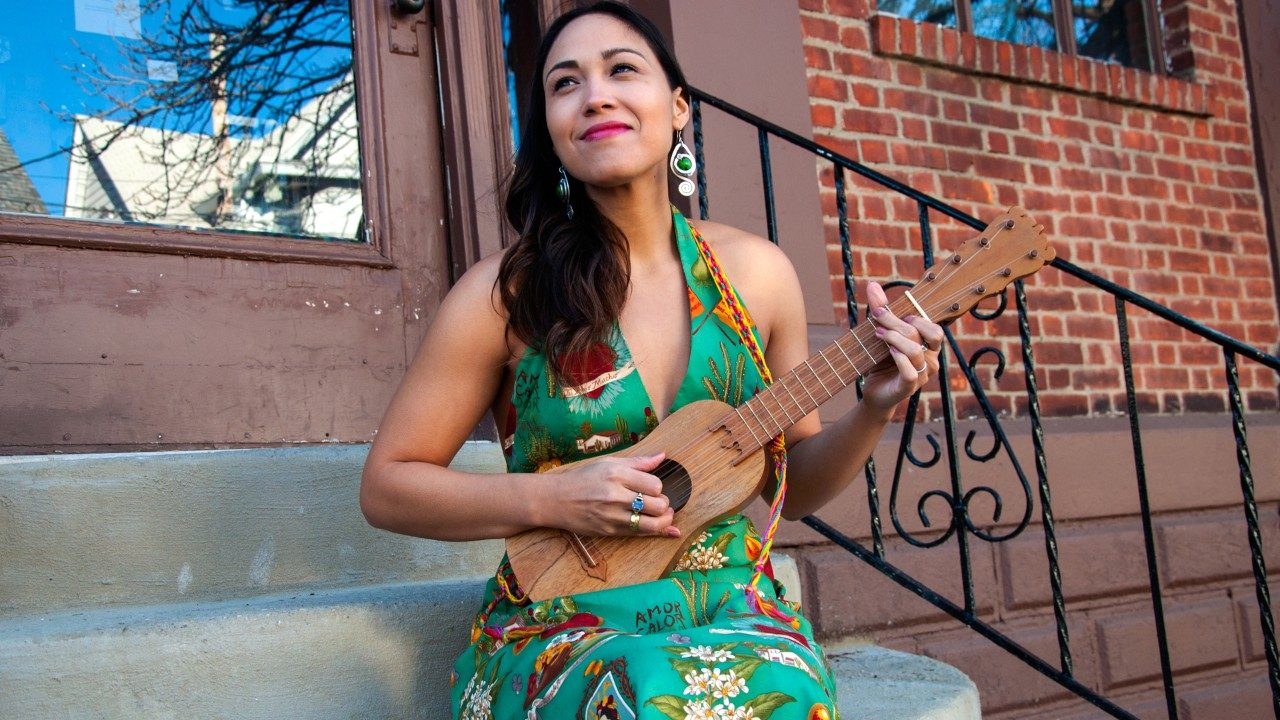 "Sonia De Los Santos: ""La Golondrina: A Musical Journey from Latin America to New York City"""