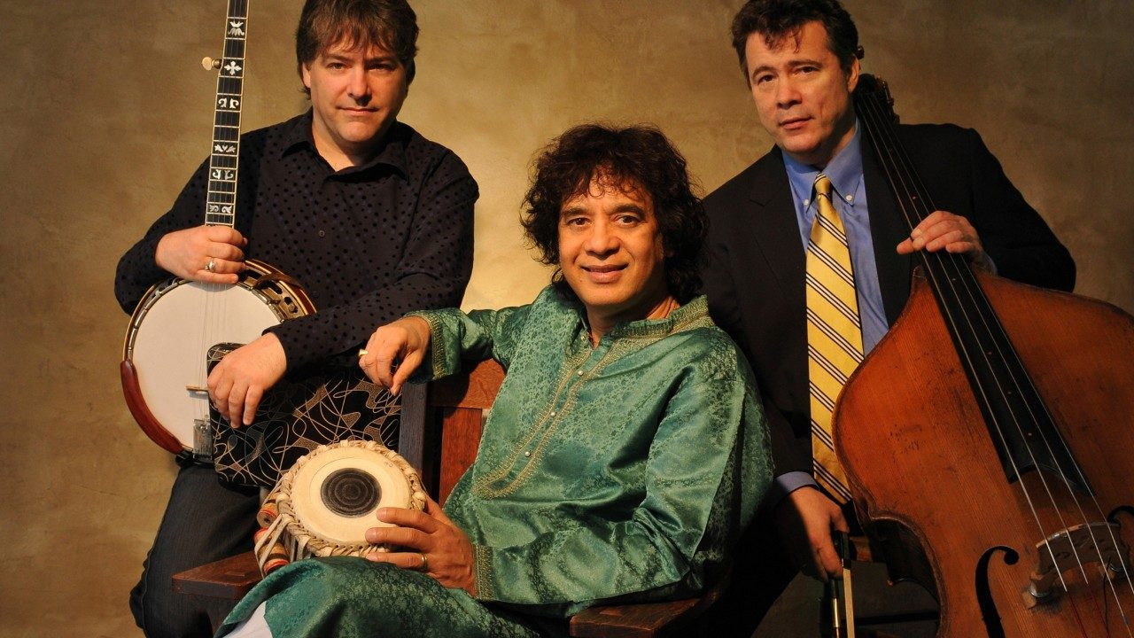 An Evening with Béla Fleck, Zakir Hussain, and Edgar Meyer