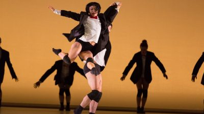 "NW Dance Project: ""Woolf Papers"" and other repertory"