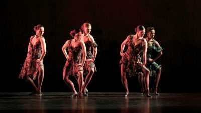 "Paul Taylor Dance Company and Pablo Ziegler Ensemble: ""Piazzolla Caldera"" and other repertory"