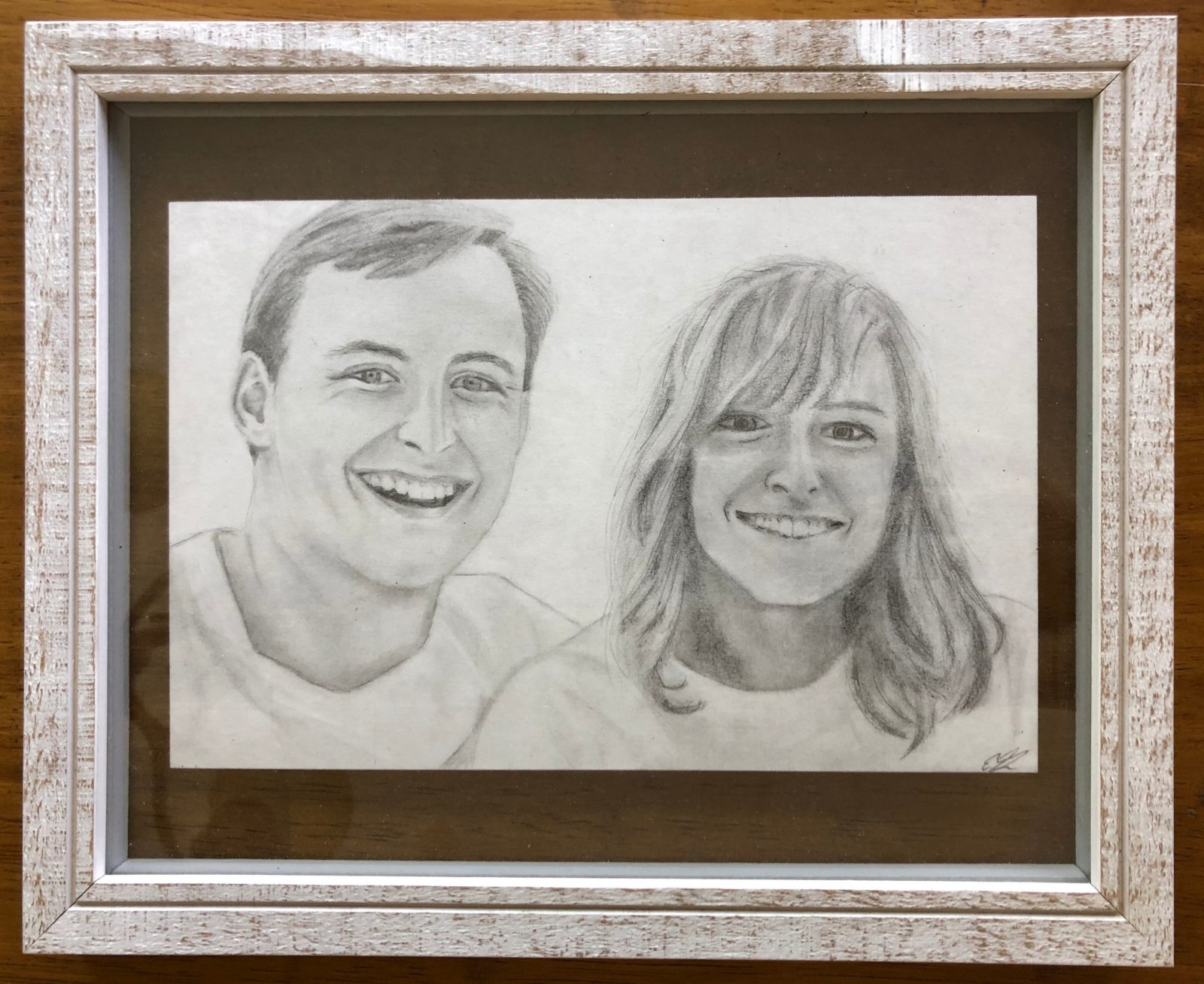 """Mom and Dad"" by Emily Gerhart"