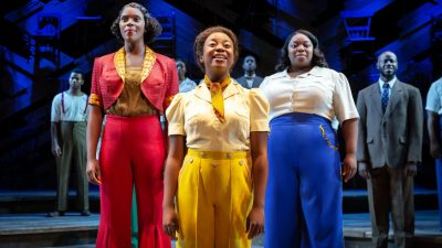 The Color Purple: Sandie Lee, Mariah Lyttle, Chédra Arielle, Andrew Malone, THE COLOR PURPLE © JEREMY DANIEL