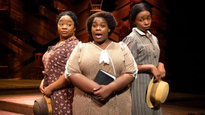 Elizabeth Adabale, Shelby A. Sykes, Parris Lewis, THE COLOR PURPLE © JEREMY DANIEL