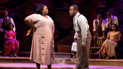 Chédra Arielle, Brandon A. Wright, THE COLOR PURPLE © JEREMY DANIEL