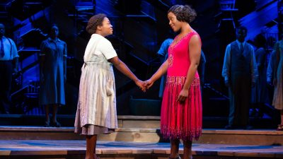Mariah Lyttle, Sandie Lee, THE COLOR PURPLE © JEREMY DANIEL