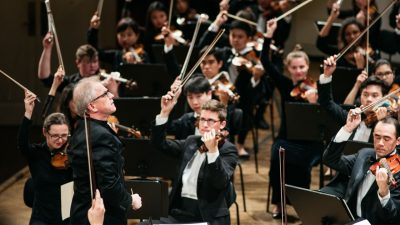 Curtis on Tour: Curtis Symphony Orchestra
