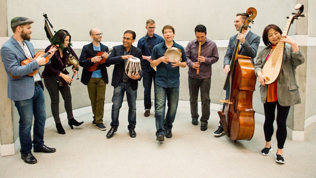 "Silkroad Ensemble: ""Falling Out of Time"""