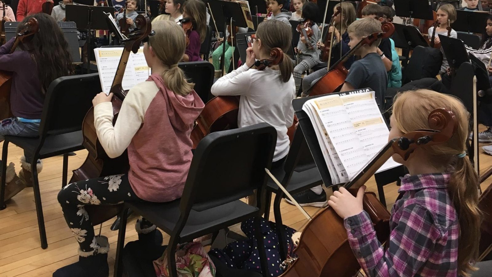School of Performing Arts: Virginia Tech String Project