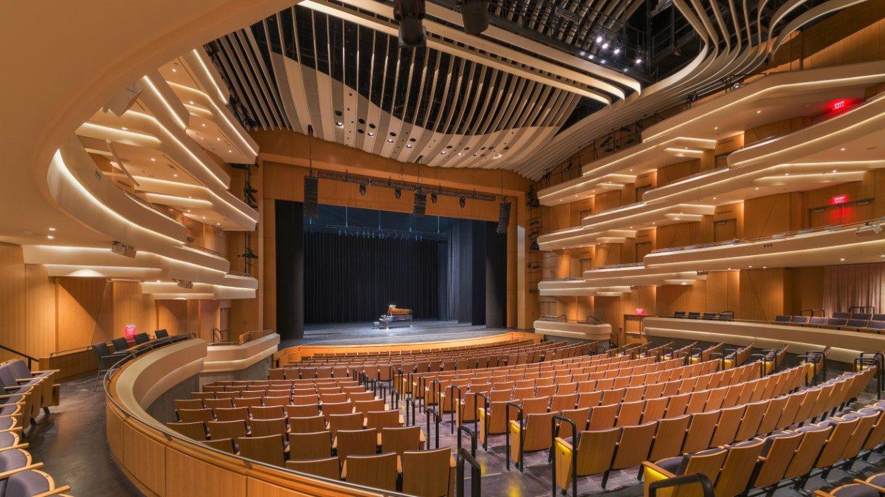 Facilities | Moss Arts Center | Virginia Tech